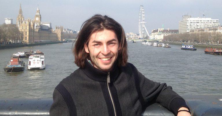 Българин в Лондон