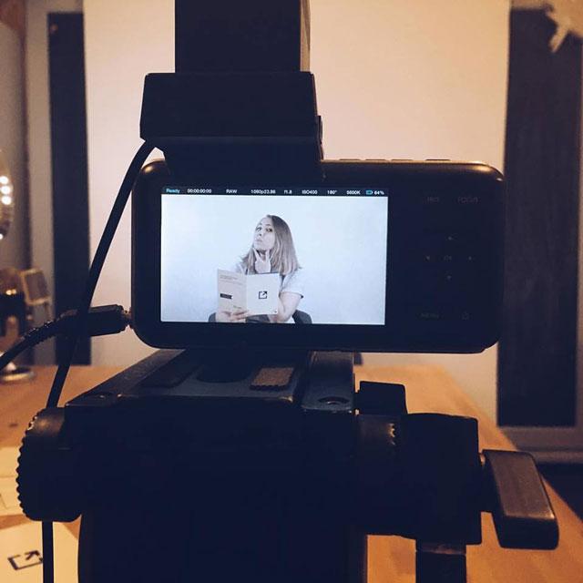 Кастинг за рекламен видеоклип