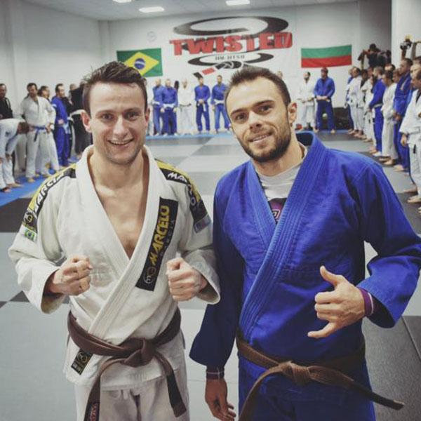 Клуб по бойни спортове в София