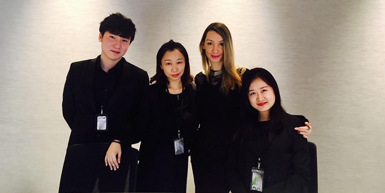 Работа в Китай