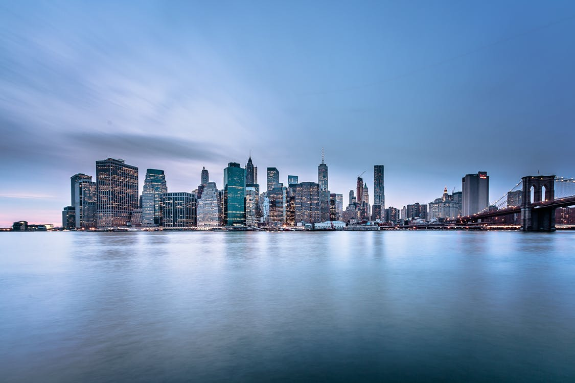 Небостъргачи в Ню Йорк, САЩ