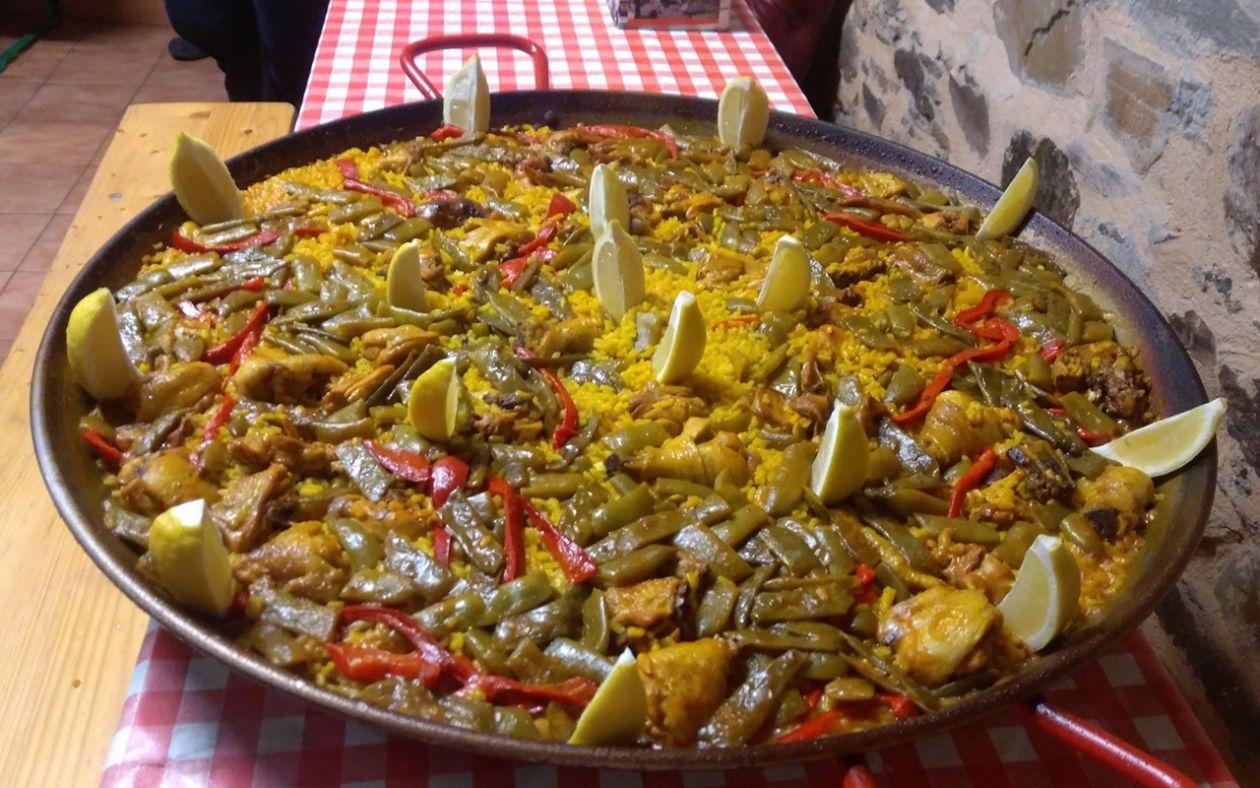 Испанска храна