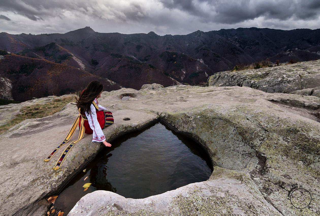 Светилище Белинташ в Родопи планина