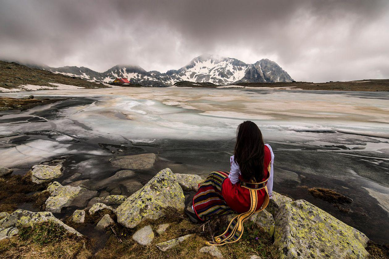 снимка Тевно езеро от Save Pirin