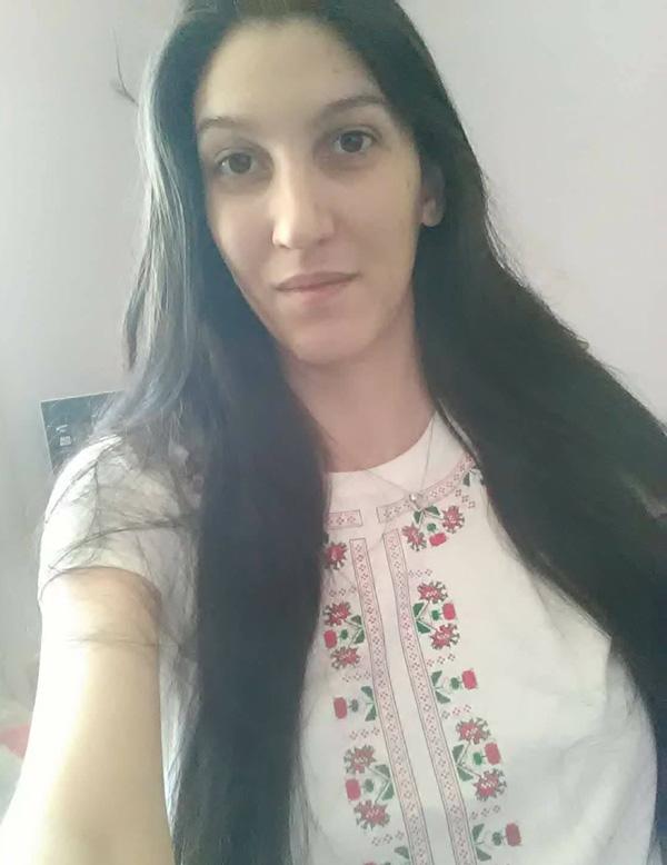 Българска шевица блуза