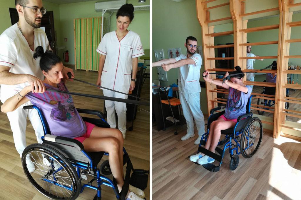 Гимнастика за инвалиди