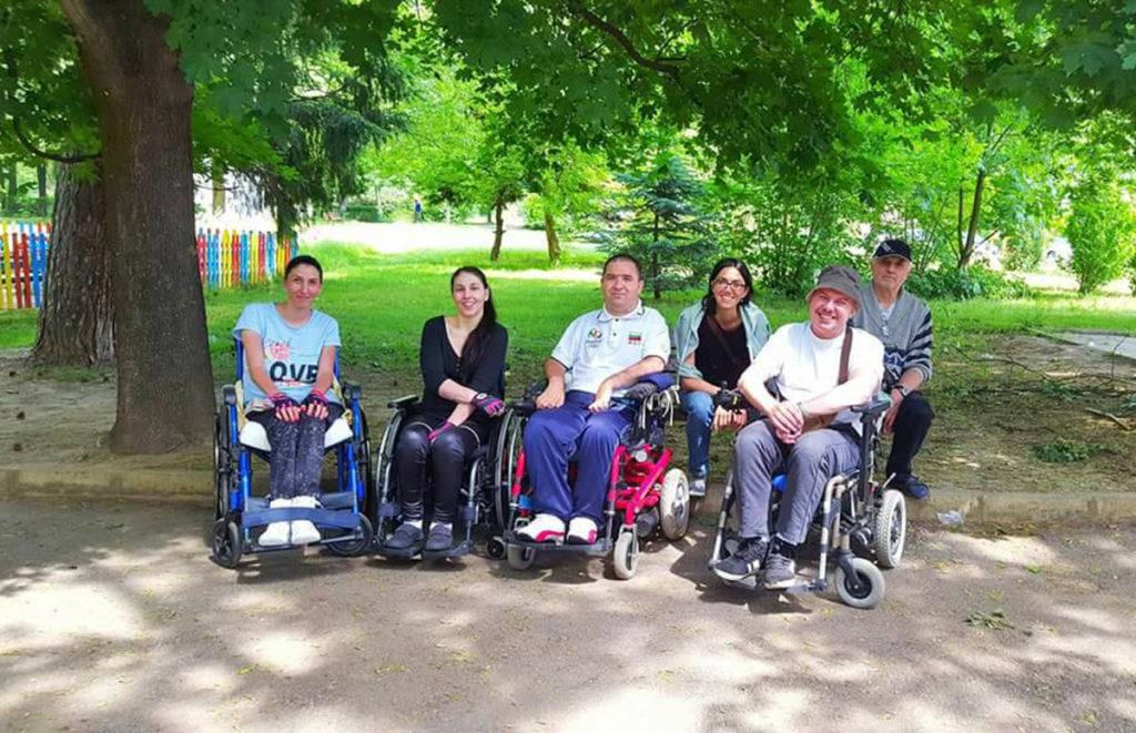Инвалиди в България