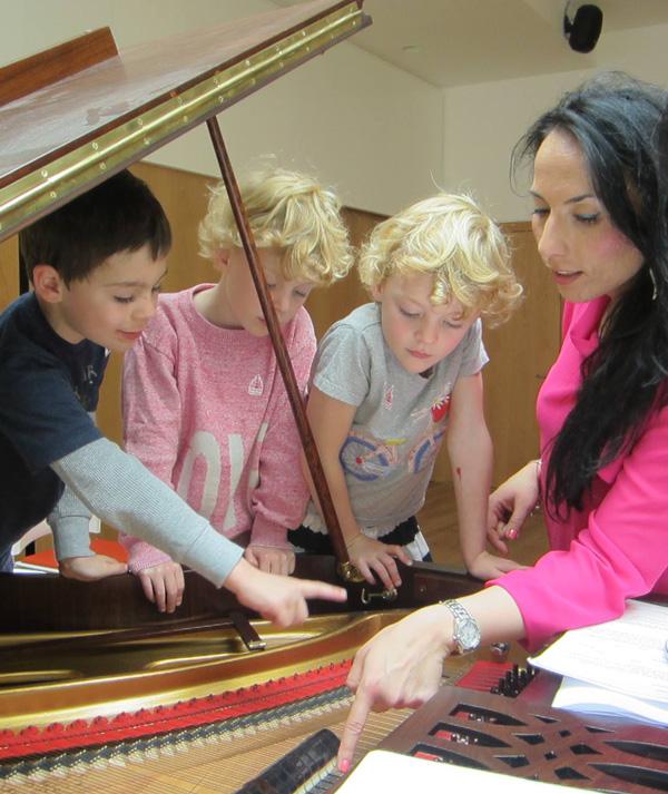 Ученици по музика