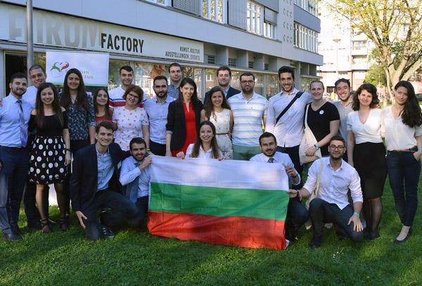 български студенти в Германия
