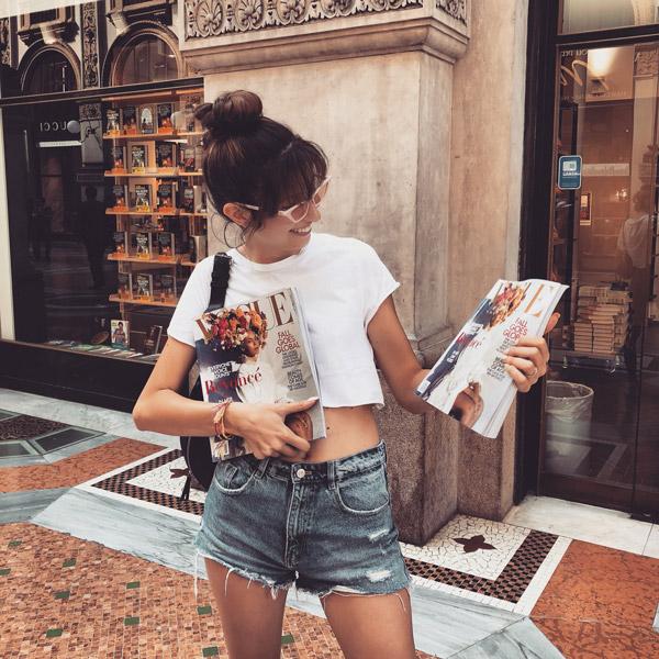 Милано град на модата