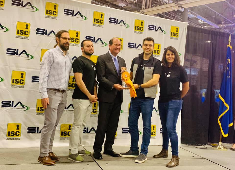 награда на българска фирма