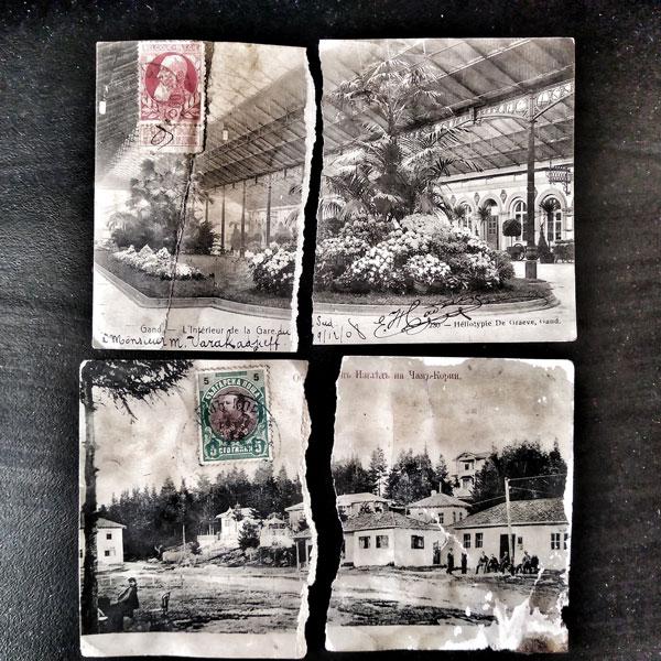 стари картички