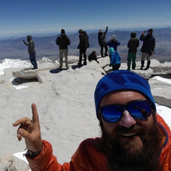 покоряване на връх