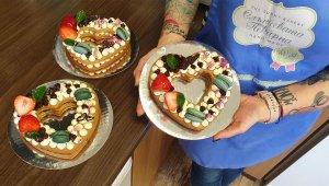 ръчно изработени торти