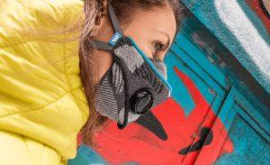 Маска замърсяване на въздуха